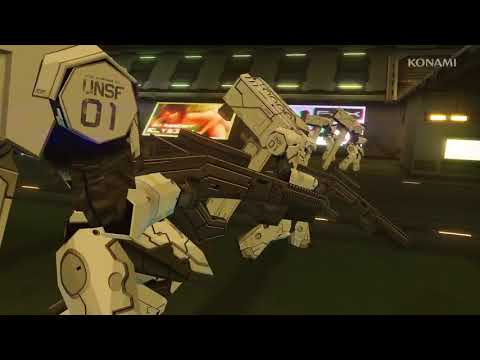Zone of the Enders: The 2nd Runner MARS - Video
