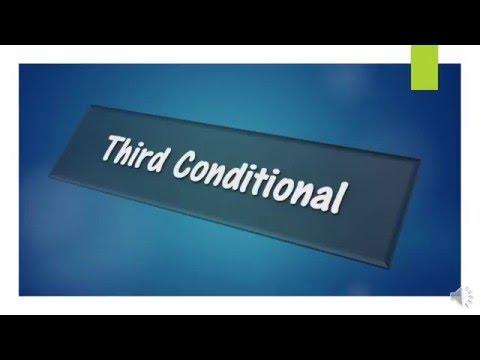 Advanced English Third Conditional Verb Tense Ramirez English