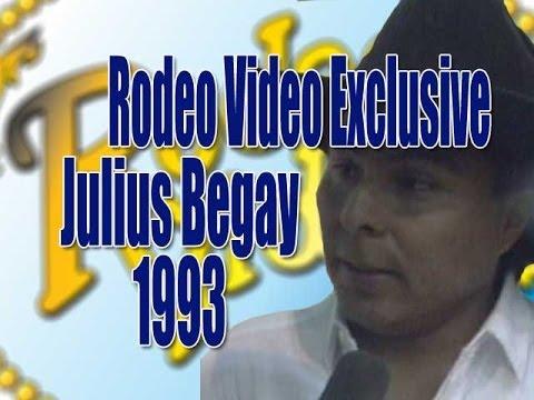 julius begay infr 1993 winning ride