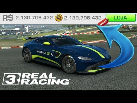 Real Racing 3 V.7.4.0 MOD/HACK DINHEIRO INFINITO