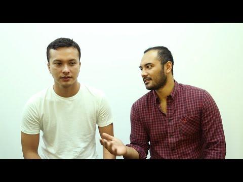 Nicholas Saputra vs Ario Bayu - Pemeran #AADC2 Mengenal Lebih Dekat dalam This and That