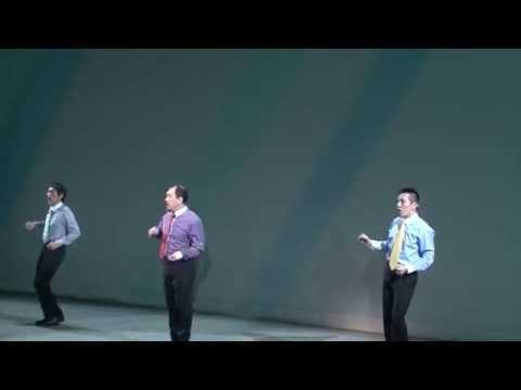 《小人國4》「職場卸膊操」高層篇 - YouTube
