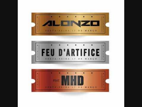 Alonzo Ft Mhd Feu D Artifice Youtube