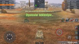 WOT BLİTZ T-15 GAMEPLAY (PSTR)