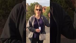 Sedona Psychic Vortex Traveler Testimonial 11.9.19