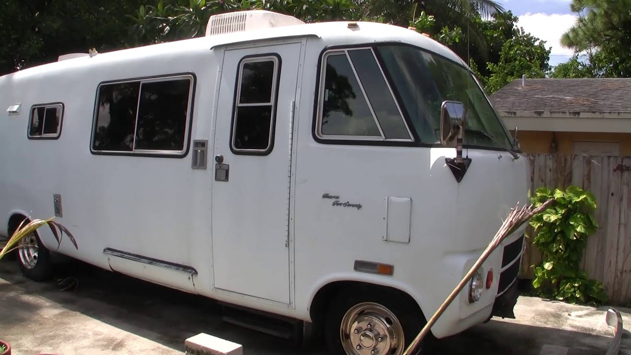 1976 Dodge Travco 270 Motor Home For Sale