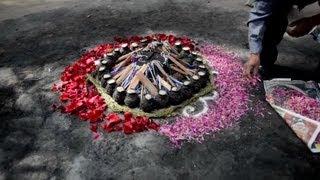 Ceremonias por la nueva Era Maya