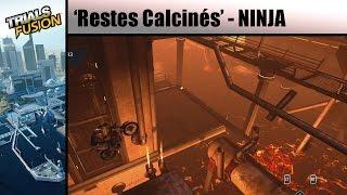 Trials Fusion DLC Fire in The Deep - Charred Remains Ninja (Ninja lvl 2)