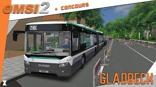 🚌OMSI 2   DLC Gladbeck - Scania Citywide RATP + Concours ! 🎁