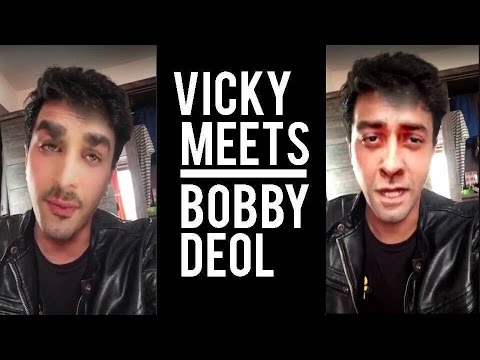 SnG: Vicky Meets Bobby Deol  Struggling Actor Vicky Malhotra by Varun Thakur Ep 5