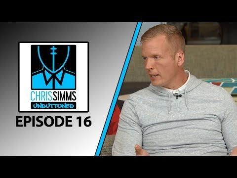 Busting NFL Draft Narratives + FSU prospect Brian Burns | Chris Simms Unbuttoned (Ep. 16 FULL)
