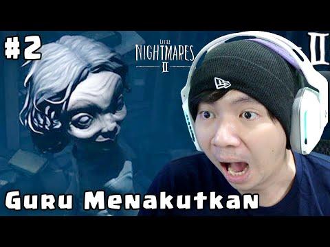 Sekolah Mengerikan – Little Nightmares 2 Indonesia – Part 2
