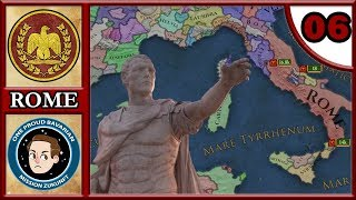 Imperator: Rome - Rome #6 - I Want This.