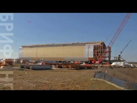 В Кентукки построили Ноев ковчег