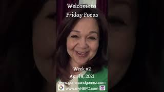Friday Gocus Week#2: LOD and LOI