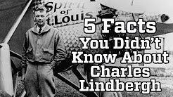 5 Facts You Didn't Know About Charles Lindbergh