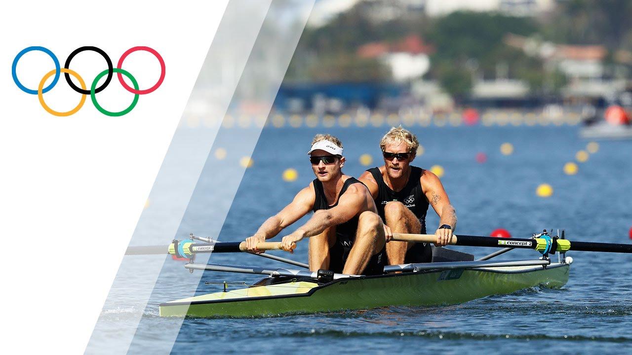 Download Rio Replay: Rowing Men's Pair Final