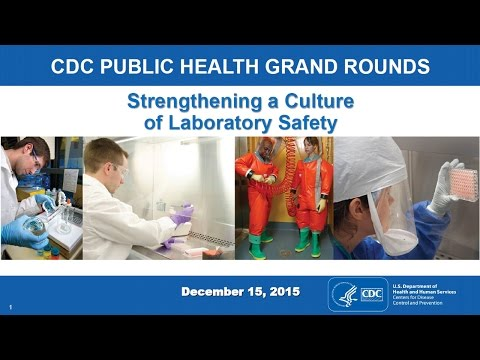 Strengthening a Culture of Laboratory Safety