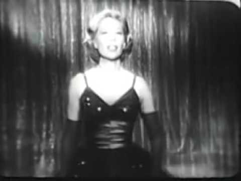 1950s Classic Television: Dinah Shore sings Imagination (Aired Live in 1956)