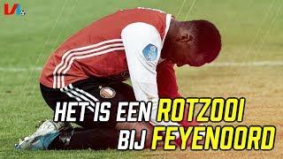 Crisis in De Kuip: 'Arnesen Moet Stam Rust Geven Bij Feyenoord'