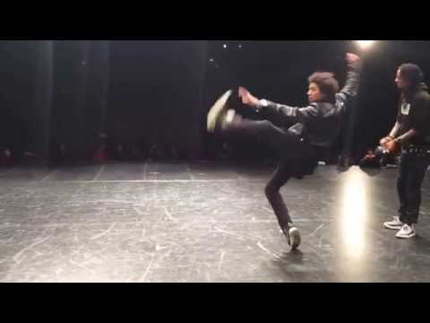 Les Twins Battle dance ,