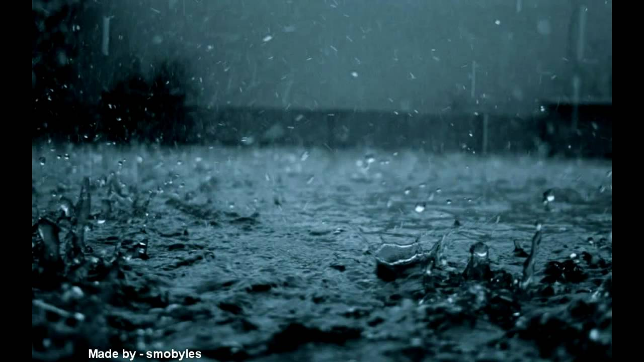 RAINYMOOD - Sleeping sound for 10 minutes ! Rain and Thunder sound! - YouTube
