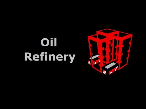 Oil Refinery (Tekkit/Feed The Beast) - Minecraft In Minutes