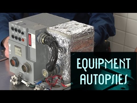Slightly Mysterious Aviation Gadget: Equipment Autopsy #81