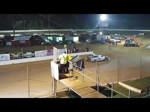 Lake Cumberland Speedway 08/03/2019 Super Late Model Feature