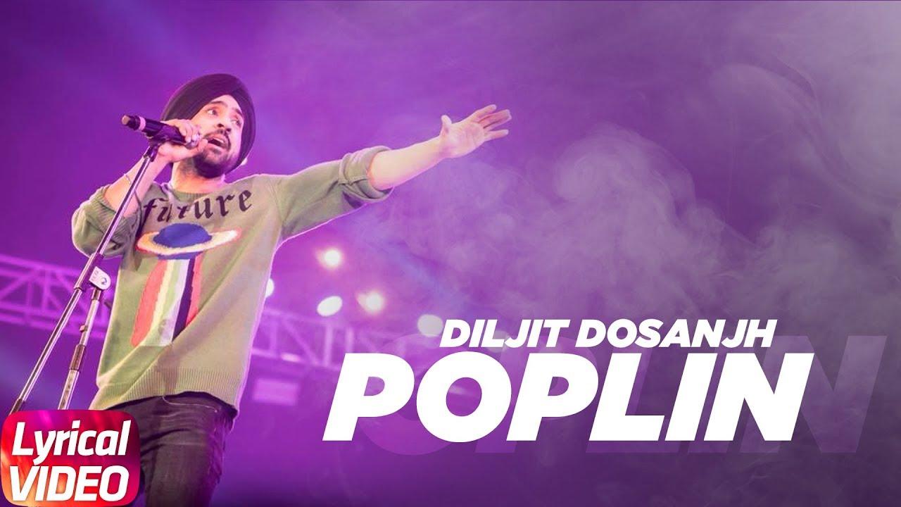 poplin-lyrical-video-sardaarji-2-diljit-dosanjh-sonam-bajwa-monica-gill-speed-records