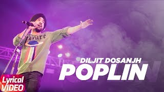 Poplin ( Lyrical ) | Sardaarji 2 | Diljit Dosanjh | Sonam Bajwa | Monica Gill | Speed Records