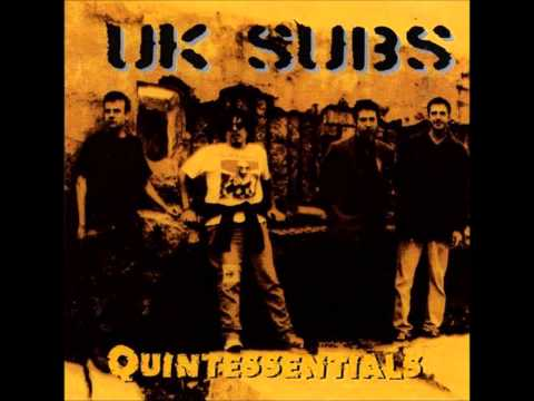 U.K. Subs - Outside Society