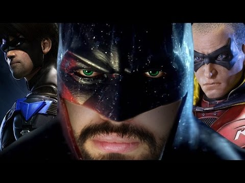 QUIEN MATO A ROBIN Y ALA NOCTURNA (Nightwing)?!? | Batman: Arkham VR en Español (PSVR) #3