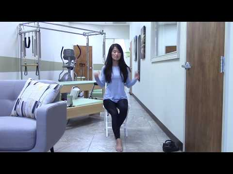 Chair Yoga for Lupus Flare Pain
