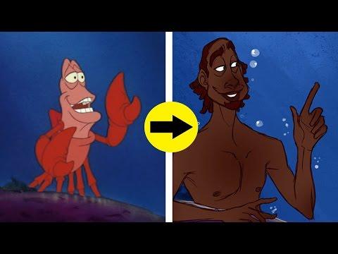 If Disney Animals Were Human