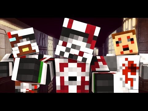 """Minecraft - Star Wars Roleplay S1:E3 """"DEATH TROOPERS!"""""""