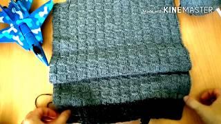 Вязание. Текущий процесс. Детский свитер спицами. Часть 1