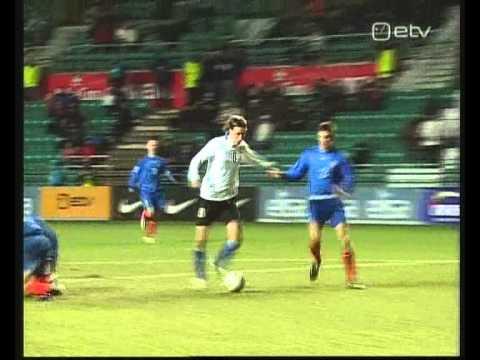 Estonia 1:0 Moldova 2008