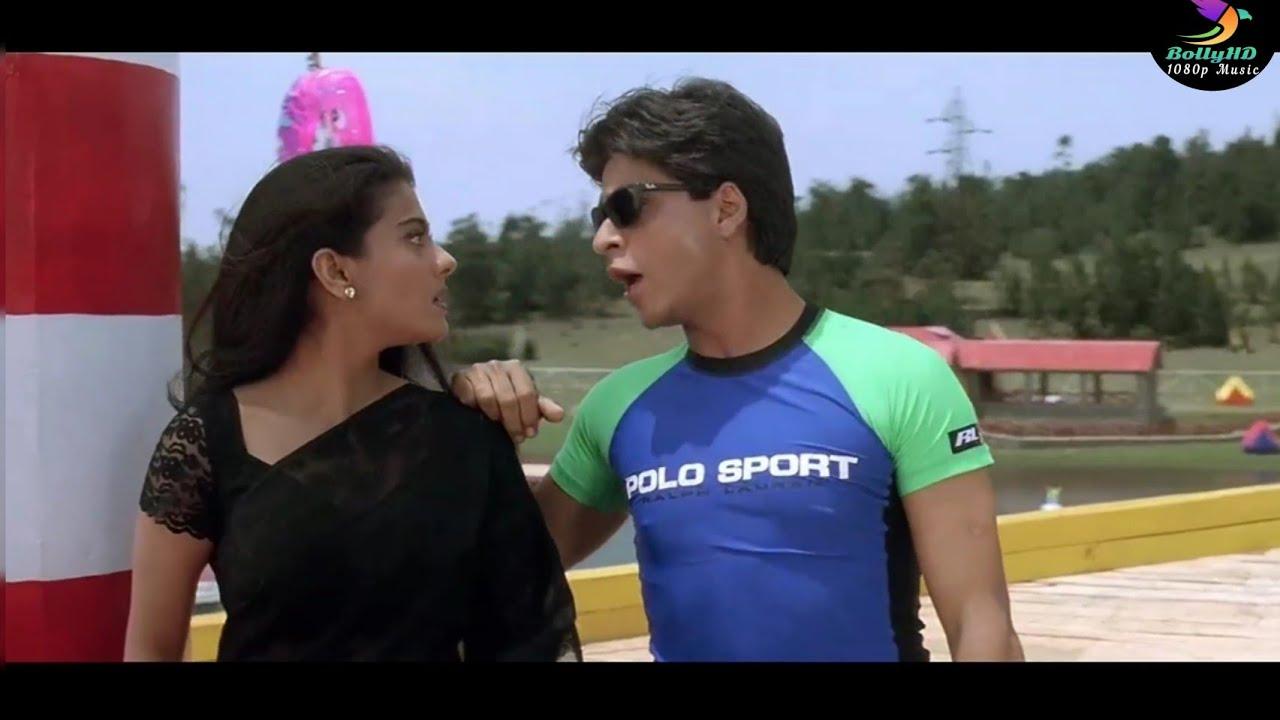 Download Ladki Badi Anjani Hai 4K Video Songs   Kuch Kuch Hota Hai   Shah Rukh Khan, Kajol   Alka Yagnik