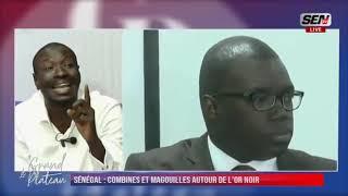 LE GRAND PLATEAU DE SEN TV :  Cheikh Yerim vs Clédor Séne, karim Combines et magouilles