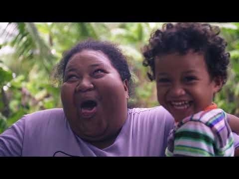 """アホな走り集 / ツバル編 """"Silly Running in Tuvalu"""""""