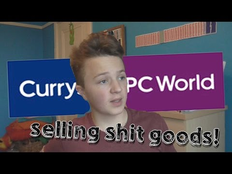 Currys PC World Is Shit!