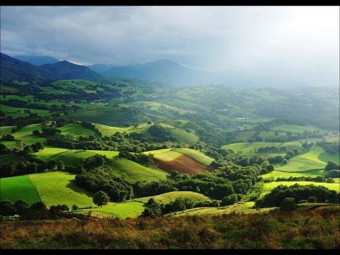 Pic de Garralda depuis Saint Esteben