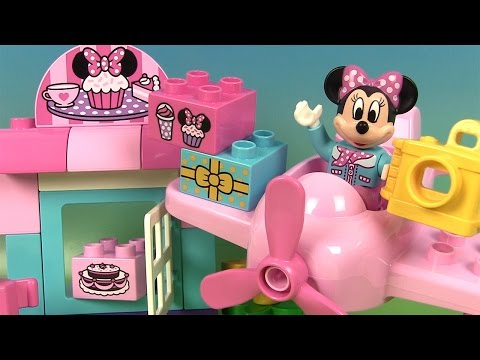 Mickey Mouse Lego Duplo Le café de Minnie