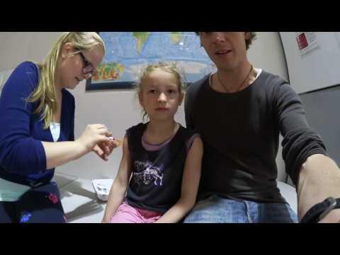 Tag der Impfung für die ganze Familie