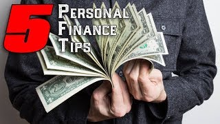 Personal Finance Tips to Build Wealth : Manage Your Money Better