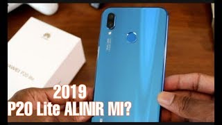 Huawei P20 Lite ALINIR MI / 2019'Da P20 Lite almak