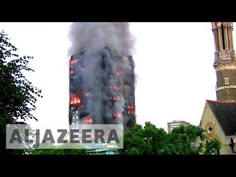 London tower fire:
