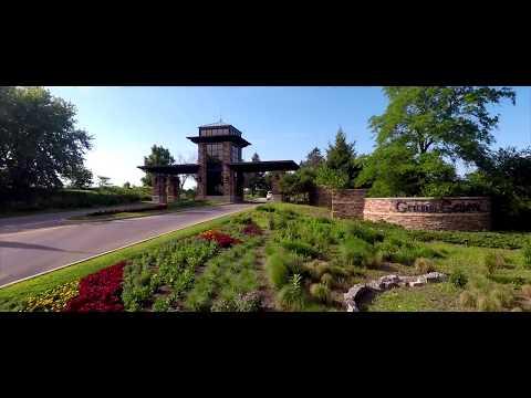 Bird's Eye View Of Grand Geneva Resort & Spa In Lake Geneva, Wisconsin