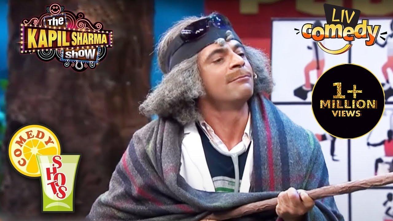 गुलाटी ने दी सबको मारने की धमकी | The Kapil Sharma Show | Comedy Shots